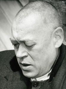 Portrait Bruno Gironcoli, Privatarchiv